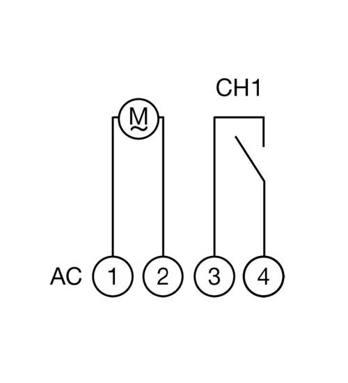 Uni45 Anschlussbeispiel