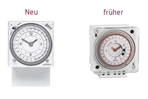 Analoge Zeitschaltuhren